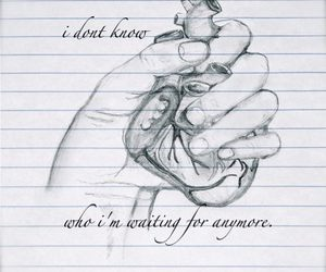 heart and typography image