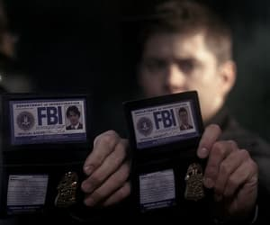 brothers, fbi, and dean winchester image