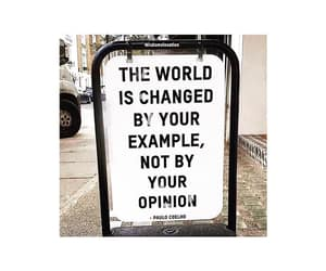 change, opinion, and the world image