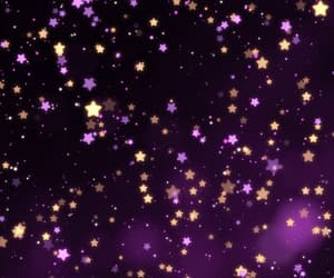 black, gif, and purple image