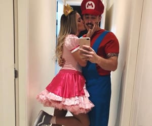 costumes, couples, and goals image