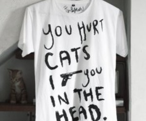 cat and t-shirt image