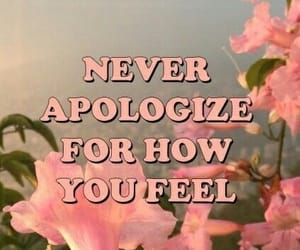 quotes, pink, and flowers image