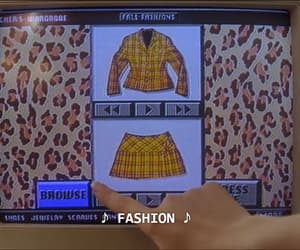 Clueless, 90s, and fashion image