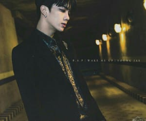 k-pop, youngjae, and b.a.p image