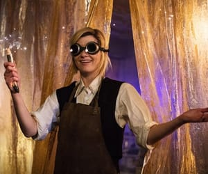 doctor who and jodie whittaker image