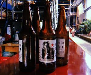 beer, bottle, and cerveja image