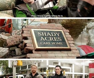 funny, Marvel, and loki image