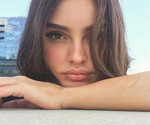 girl, pretty, and evon wahab image