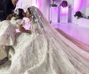 beauty, Dream, and wedding image