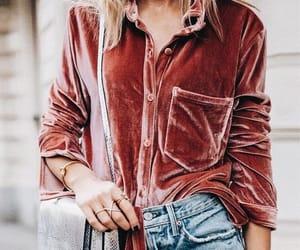 fashion, style, and velvet image