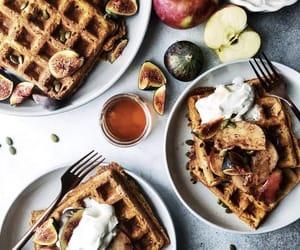 apple, autumn, and breakfast image