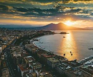 Naples, sea, and sun image