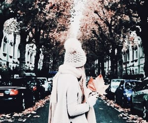 autumn, chilly, and fashion image