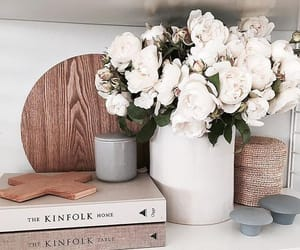 flowers, amazing, and book image