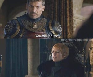 funny, game of thrones, and jaime lannister image