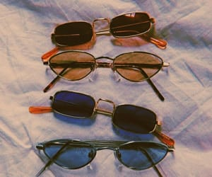 sunglasses, aesthetic, and 90s image