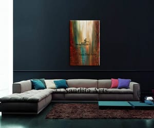 Abstract Painting, modern fine art, and artpainting image