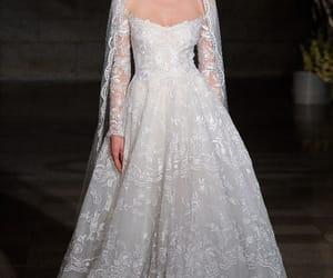 bridal, moda, and reem acra image