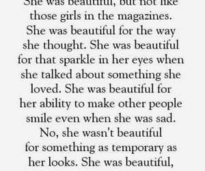 girl, beauty, and quotes image