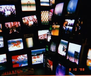 tv, television, and theme image