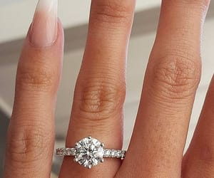 boy, diamond, and diamond ring image