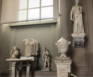 art, sculpture, and white image