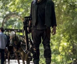 norman reedus, the walking dead, and daryl image