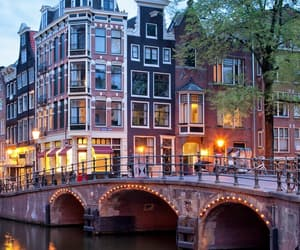city, amsterdam, and article image
