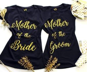 bride, etsy, and bridesmaid gift image