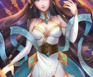 lol, irelia, and league of legends image