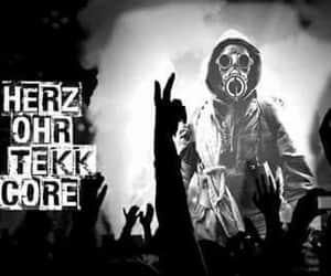 hardcore, techno, and feiern image