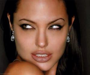 Angelina Jolie, lips, and sexy image
