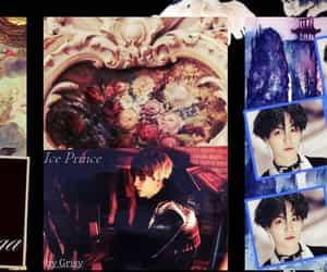 Collage, bts, and yoongi image