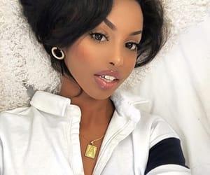 beautiful, doll, and ethiopian image