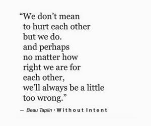 hurt, Right, and wrong image