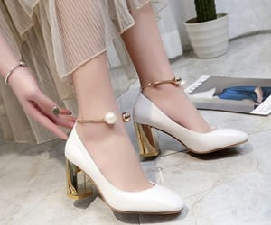 accesories, shoes, and elegance image