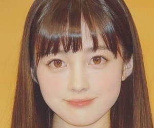 beautiful eyes, Japanese actress, and kanna hashimoto image