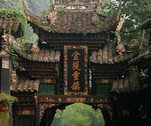 china, asia, and nature image