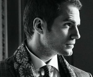 Henry Cavill, profile, and The Tudors image