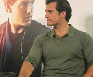 fallout, Henry Cavill, and Tom Cruise image