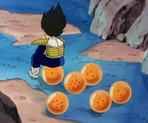 anime, dragon ball z, and dbs image