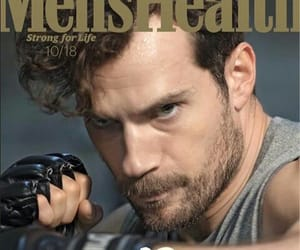 boxing, fight, and Henry Cavill image