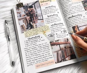 bullet journal and inspiration image