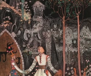 1910s, fairy tale, and children's books image