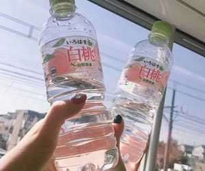 water, aesthetic, and pink image