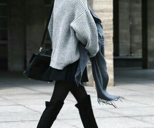 fashion, autumn, and winter image