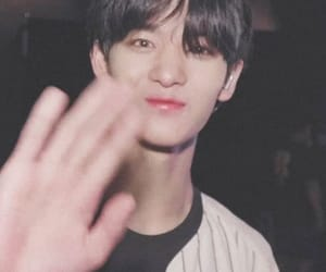 w1, produce 101, and bae jinyoung image