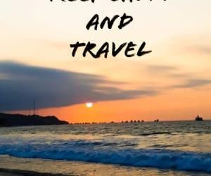 atardecer, playa, and sun image