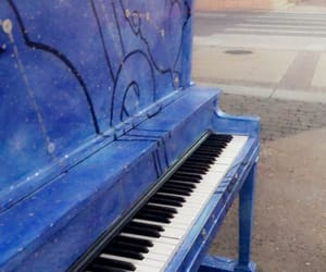 art, downtown, and music image